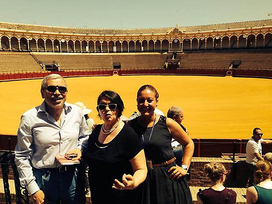 Private Tour Triana+Bullfight Ring