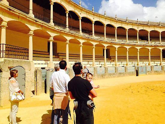 Private Tour Triana+Bullfight Ring
