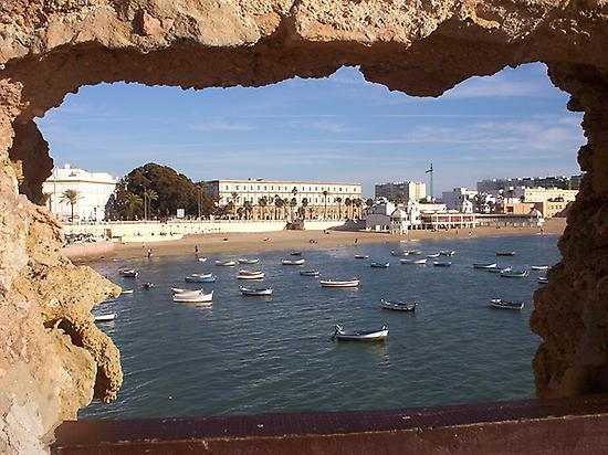 Tour Privado a pie (2,30 horas) en Cádiz