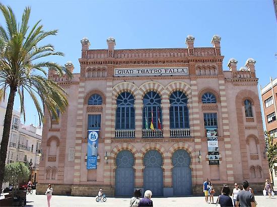 Bay of Cadiz