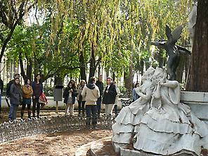 María Luisa Park in Seville
