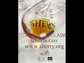 Sherry tastings