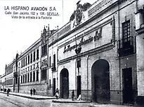 Hispano-Aviación Factory