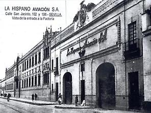 Hispano-Aviación Factory