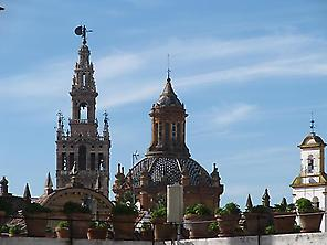 Monuments tour, Sevilla highlights