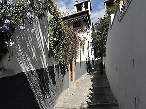 Calle Albaycín