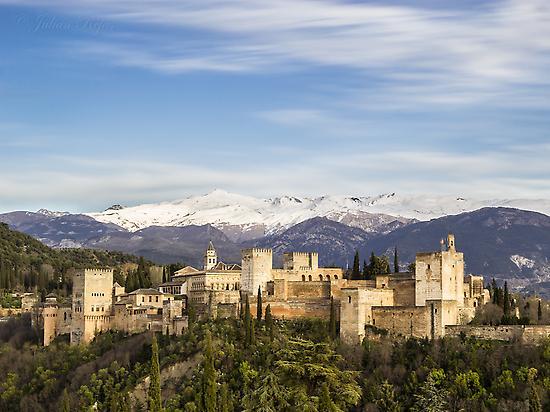 Granada Daytrip!!