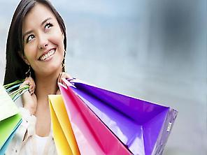 Enjoy a Shoppingtrip!