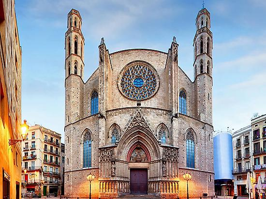 Barcelona medieval