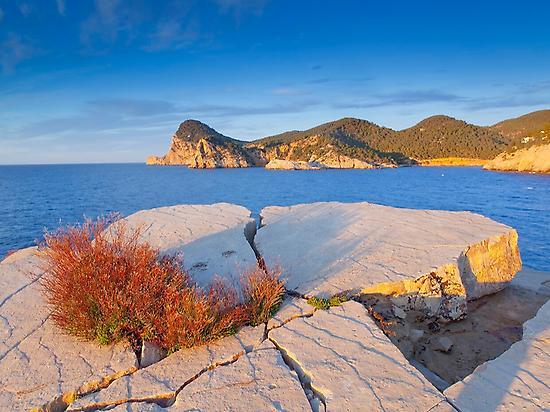 Paisajes de las islas Baleares