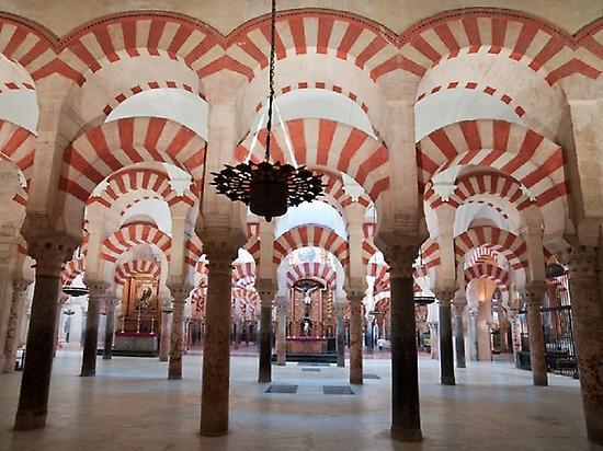 Amazing Mosque in Cordoba
