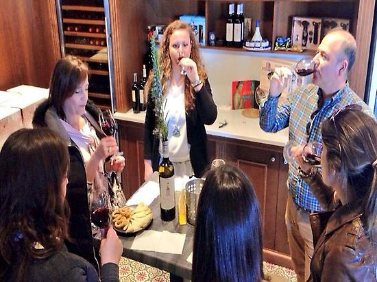There is a wine tourist in your heart