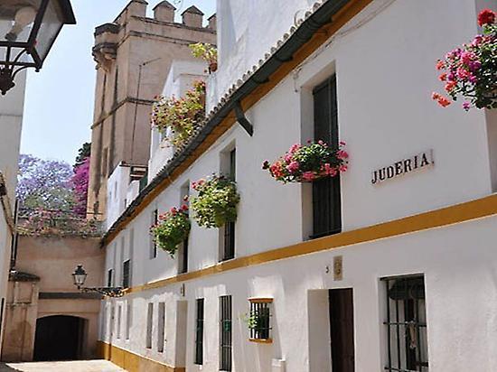 The Jewish quarter of Seville