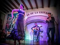 Traditional Flamenco Performance