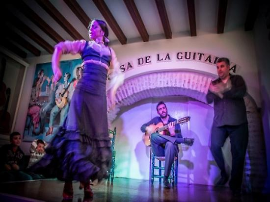 Traditional Flamenco Performance