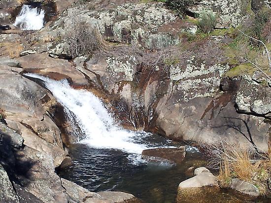 Poza to bathe in Villanueva de la Vera