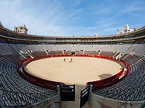 Visits of Valencia bullring