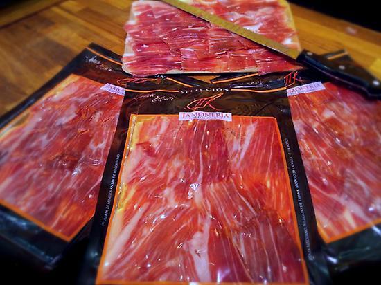 Cured ham pack