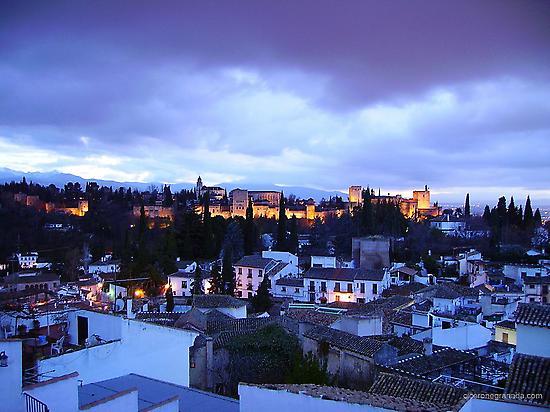 Albaicín y Alhambra