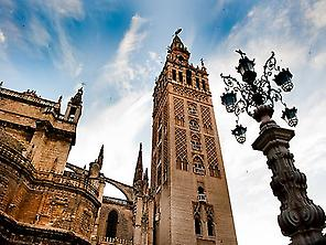 Cathedral - Giralda of Seville