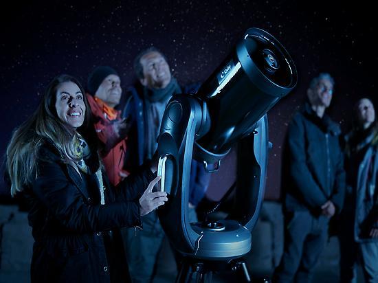 Telescopes.