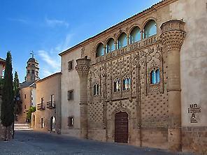 La Palais de Jabalquinto, Baeza