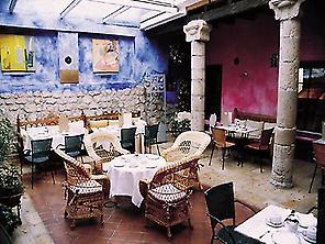 Hotel Casa del Abad - Vino