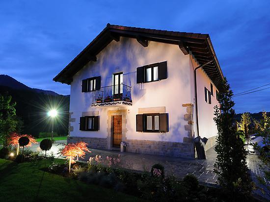 Hotel Aldori Landatxea - Wine