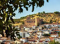 Castle of Canena, Jaen