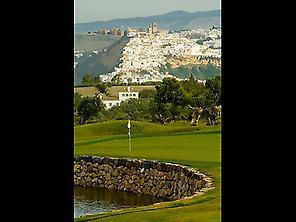 Hacienda el Santiscal - Golf
