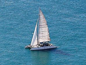 Excursión en Catamarán.