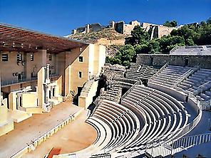 Roman Theatre of Sagunto.