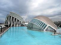 Hemisferic and Prince Felipe Museum