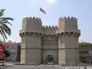 Serrano Towers.