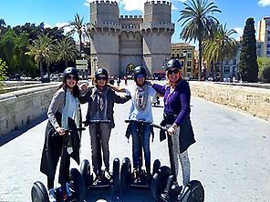 Medieval Segway Tour in Valencia