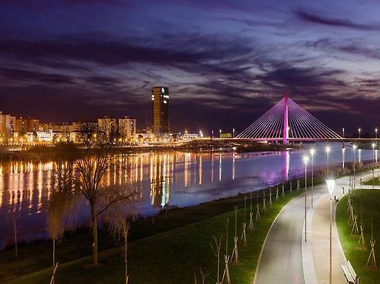 Badajoz Night Walking Tour