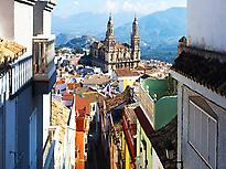 Jaén Walking Tour: Cathedral and Old Qua