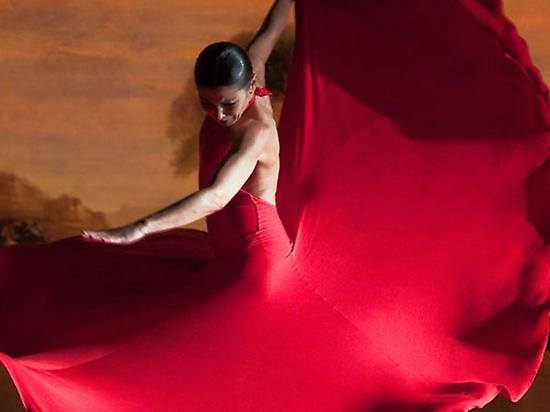 Flamenco Show at Café de Chinitas