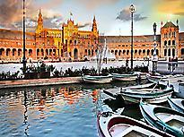 3 Days Tour: Córdoba, Cáceres & Seville