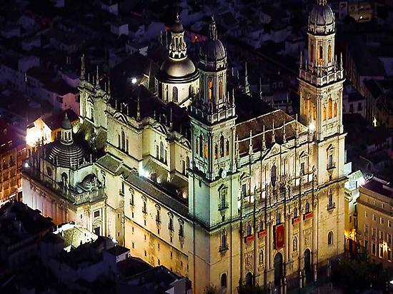 Visita nocturna por Jaén