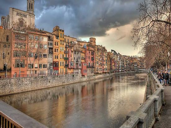 Girona (Guillem Femenias -Flickr)