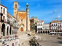 Walking Tour Cáceres