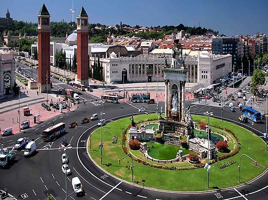 Tour Barcelona(Jorge Fraganillo-Flickr)