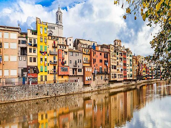 Girona walking tour