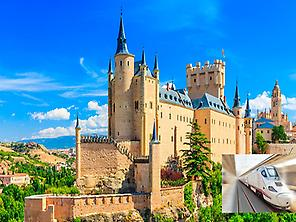 Segovia full day trip from Madrid
