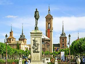Alcalá de Henares Walking Tour