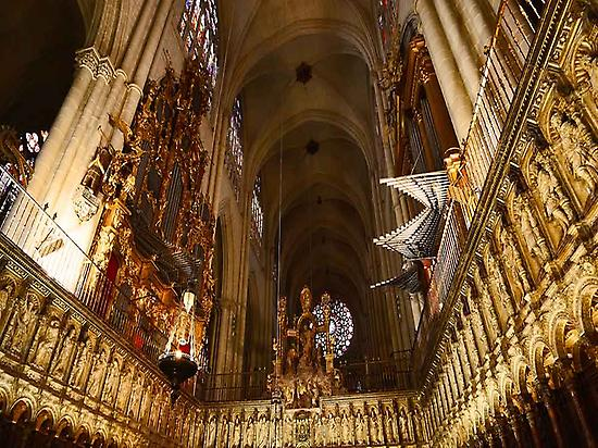 Cathedral of Toledo Guided Tourhttps://w