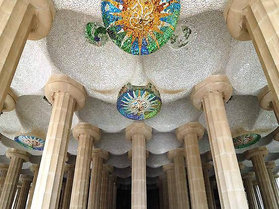 Parc Güell (Ajuntament Barcelona-Flickr)