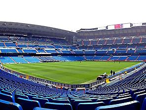 Bernabéu Stadium(Darell Arnone)