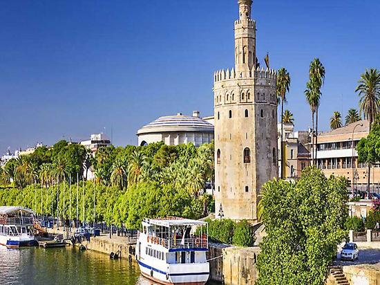 Seville Full Day Tour from Costa del Sol